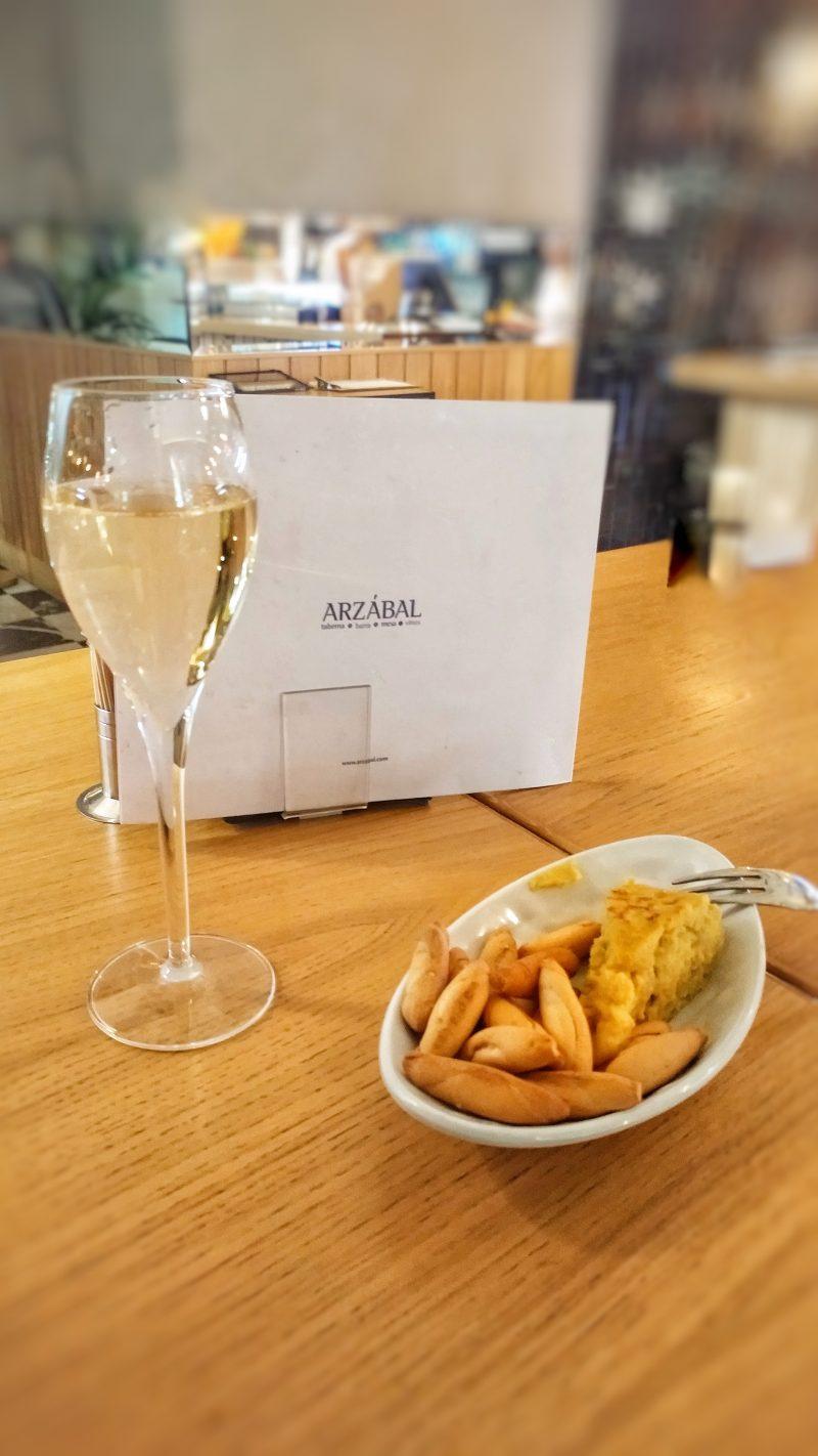 Restaurante Arzabal, Mis Maridajes