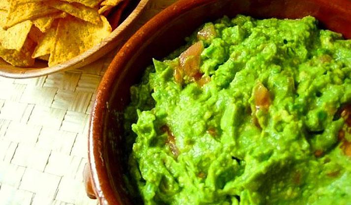 Guacamole sin guisantes - missmaridajes.com