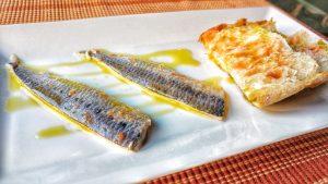 El Pañol | Pan de Cristal y Sardinillas | Miss Maridajes