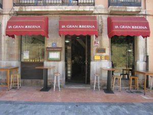 La Gran Taberna - Fachada - mismaridajes.com
