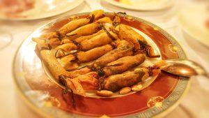 caramelos de morcilla, el cordero Segovia, Miss maridajes, blog gastronomico