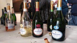 champagne a la vole mis maridajes