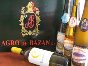 bodegon-botellas-blanco-agro-bazan. limousin-mismaridajes