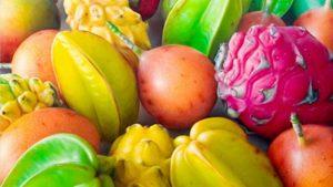 frutas exoticas mis maridajes
