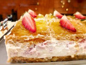 Mousse de fresa; Balbona, Miss Maridajes