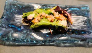Ensalada thai, Gastro-bar La marejada, Mis Maridajes