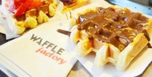 Waffles, Bruselas, Mis Maridajes