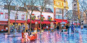 Montmartre, Miss Maridajes