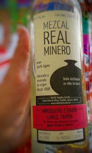 Real Minero, Los 8 mezcales del 2018, Miss Maridajes