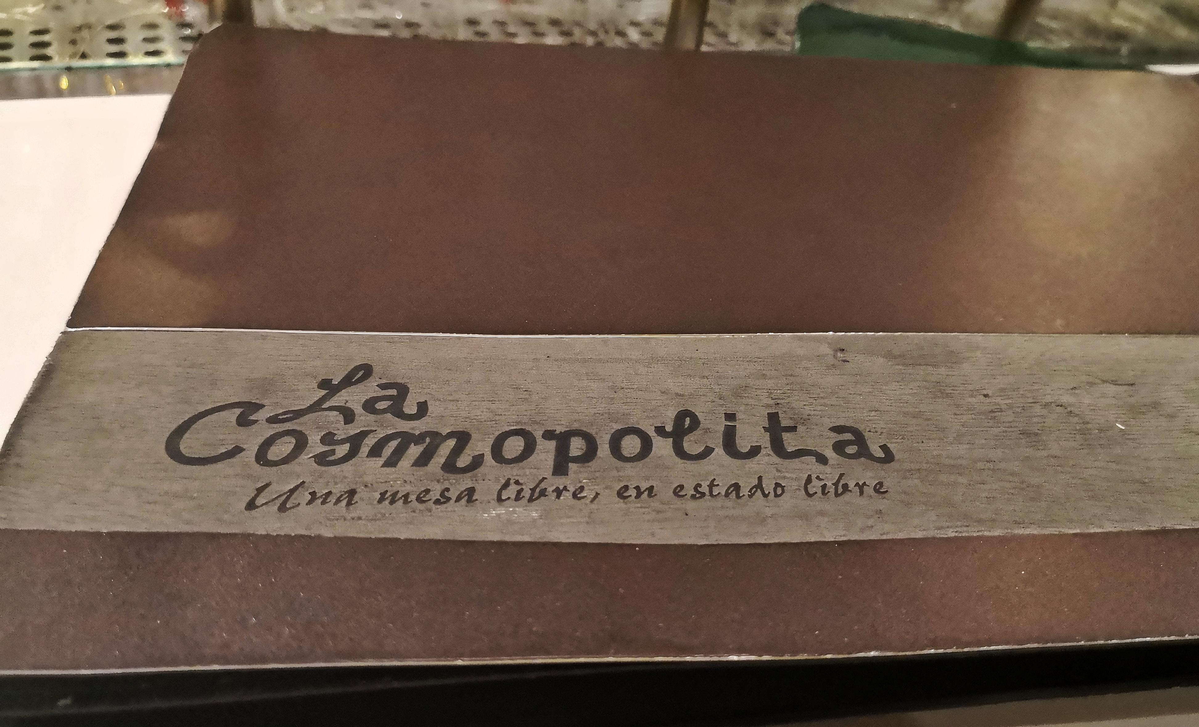 La Cosmopolita, Mis Maridajes