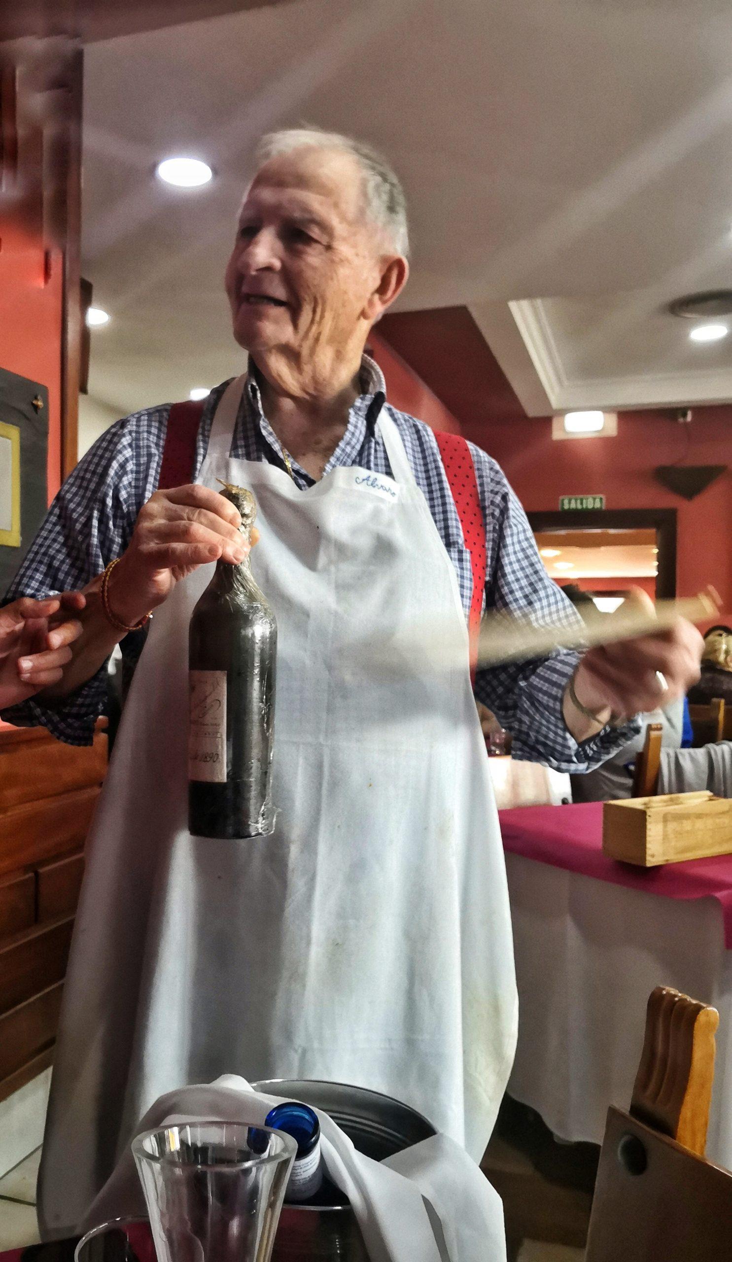 Restaurante Casa Consuelo, Otur