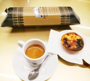 No es lo mismo Pastel de Nata que Pastel de Belem; los Pastéis de Belem solo puedes tomarlos en Belem, en su pastelería original, con su receta secreta.. .
