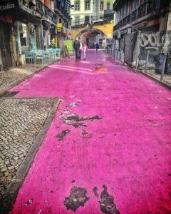 Pink streetLisboa, Miss Maridajes