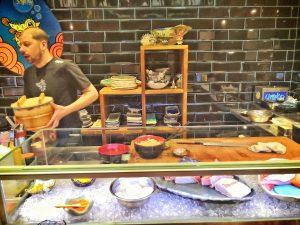 Umiko, Restaurante japonés fusión, Miss Maridajes