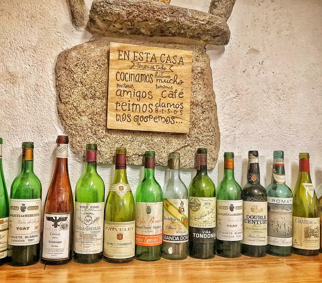 Ocho templos del vino en Galicia que dejan huella